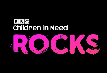 Children in Need Rocks