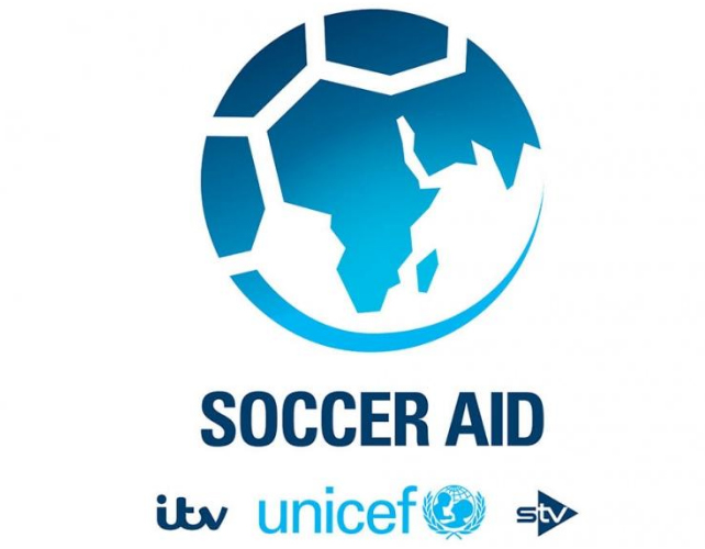 Soccer Aid for Unicef on ITV