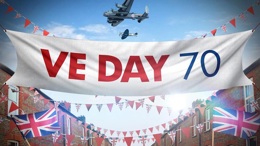 VE DAY 70