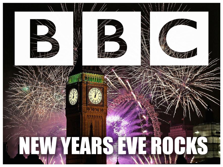 BBC New Years Eve Rocks